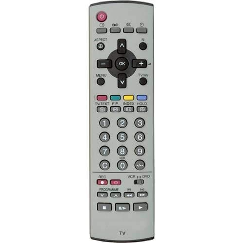 1b338669d290 PANASONIC EUR7628030 utángyártott távirányító | tx28pl10 típusú ...