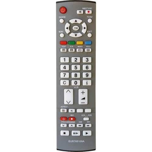 d75ba9a7bcdd PANASONIC EUR765109A utángyártott távirányító | eur765109a tx32le7pa ...